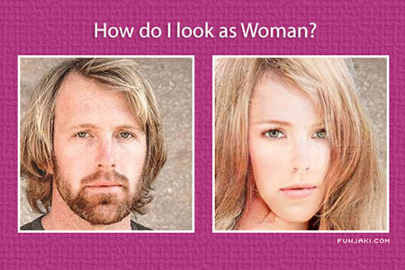 How will you look as Female?