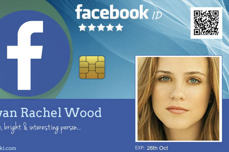 Generate Facebook ID Card