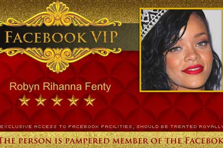 Generate Facebook VIP Card