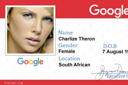 Google ID Card Generator
