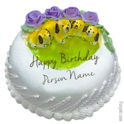 Customize Birthday Cakes for Birthday Occasion – Funjaki.com